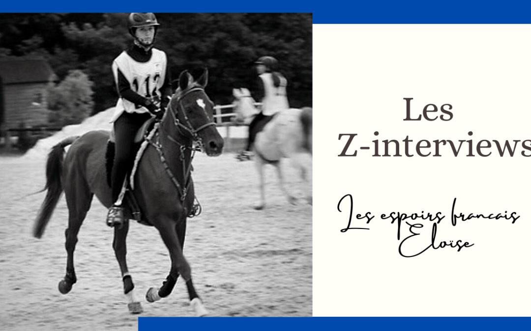 Les espoirs de l'endurance française : rencontre avec Eloïse