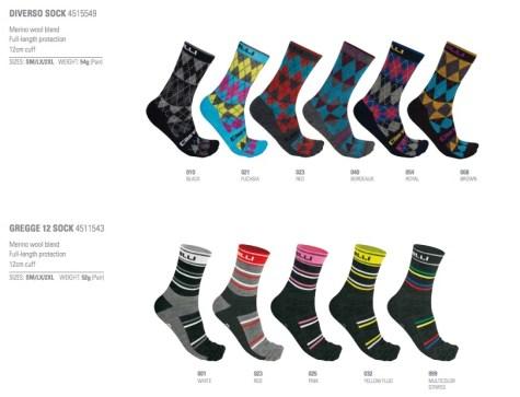 Diverso Sock