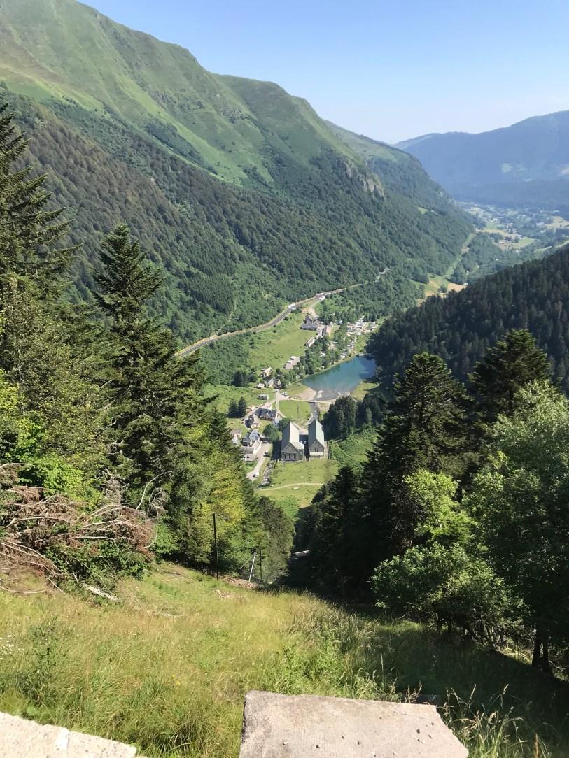 Ascenso Col de Tourmalet.