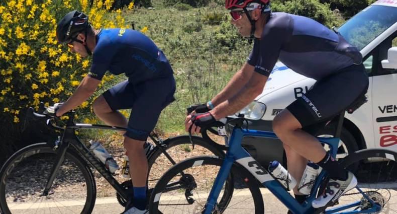 Aero Speed Castelli Cycling.