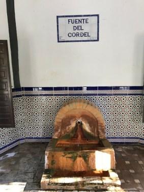 Fuente del Cordel (Villaharta).