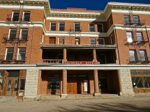 Haunted Hotel And Bartender Goldfield Nevada
