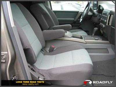 Flat Folding Front Seat