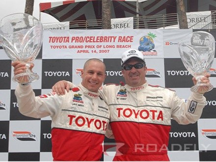 2007 Toyota Pro Cup Winners