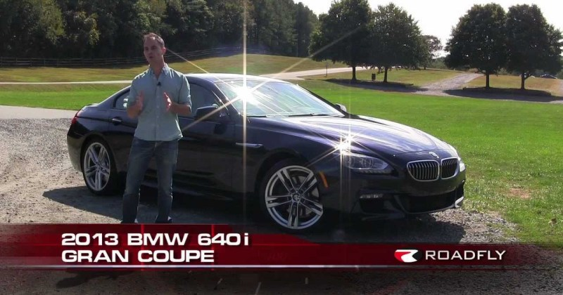 6 Series Gran Coupe >> 2013 Bmw 6 Series Gran Coupe Video Review With Ross Rapoport