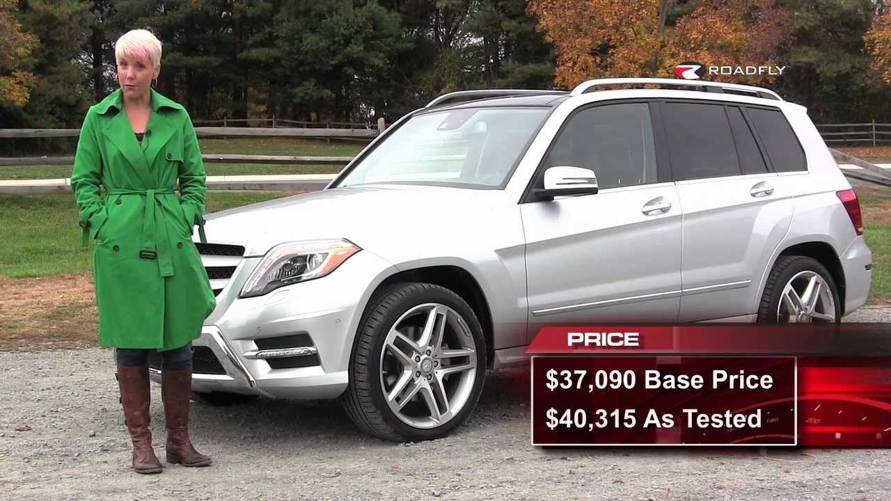 Mercedes Benz GLK 350 2013 Review U0026 Test Drive With Emme Hall By RoadflyTV