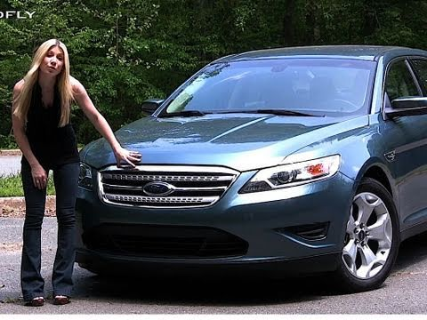 Ford Taurus Review >> Roadfly Com 2010 Ford Taurus Sel Road Test Review By