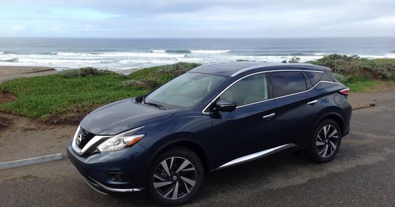 2015 Nissan Murano Crossover