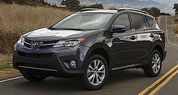 2015 Toyota RAV4 Crossover