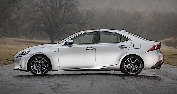 2015 Lexus IS F SPORT