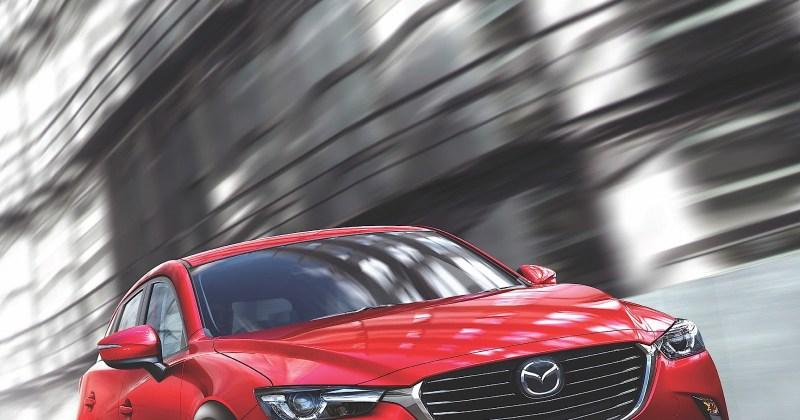 2016 Mazda CX-3 Specs