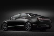 2015 Lincoln MKZ Black Label