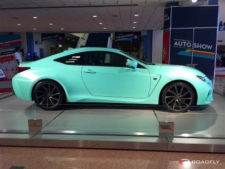 2015 Miami Auto Show Pictures