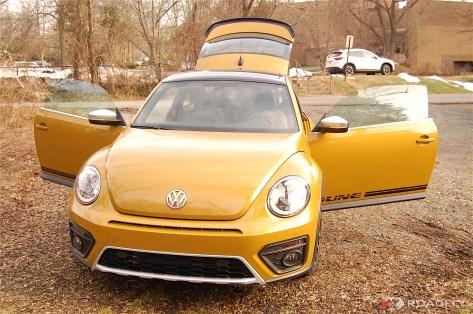 2016 VW Beetle Dune