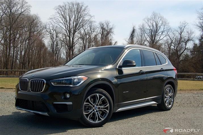 2016 BMW X1 SUV