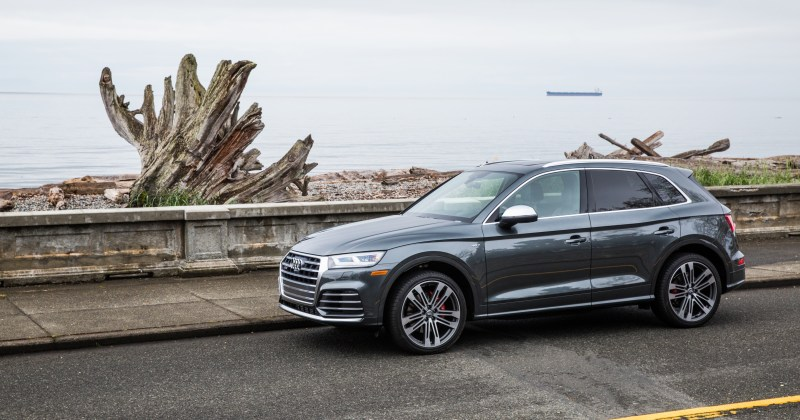 2018 Audi SQ5 Luxury Compact SUV