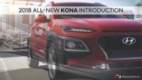 2018 Hyundai Kona Specs Features