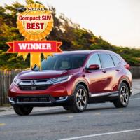 Best Compact SUV Honda CR-V