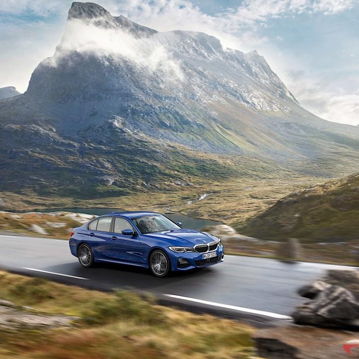 Introducing The 2019 BMW 3 Series Sedan