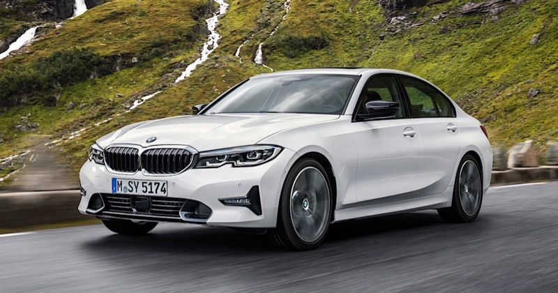 2019 BMW 3 Series 330i 330xi white