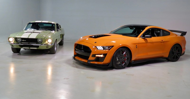 2020 ford mustang shelby cobra gt500 preview