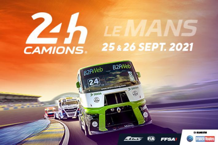 24H LE MANS CAMION