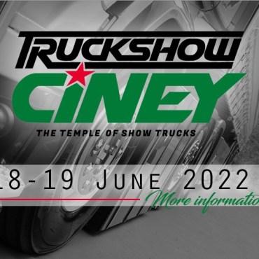 Ciney Truckshow 2022