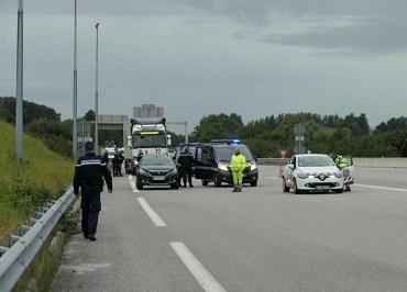 700 kg de cocaïne trouvés dans le camion d'un chauffeur routier kidnappé
