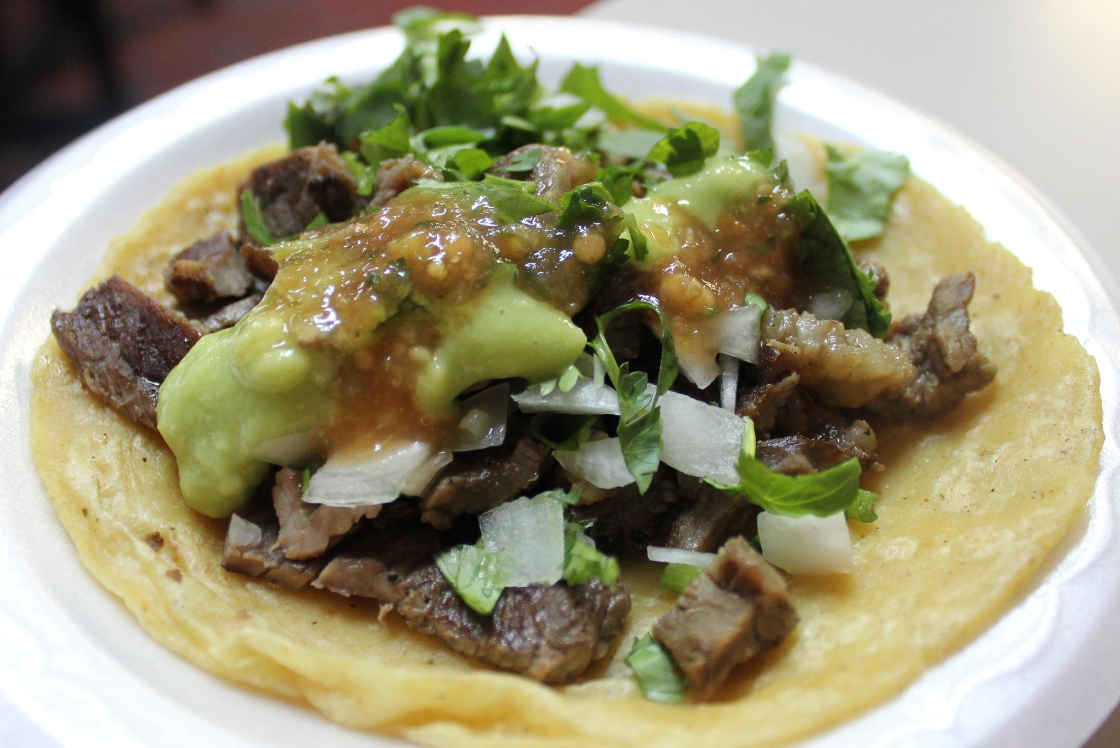 Tacos El Paisa  Roadfood