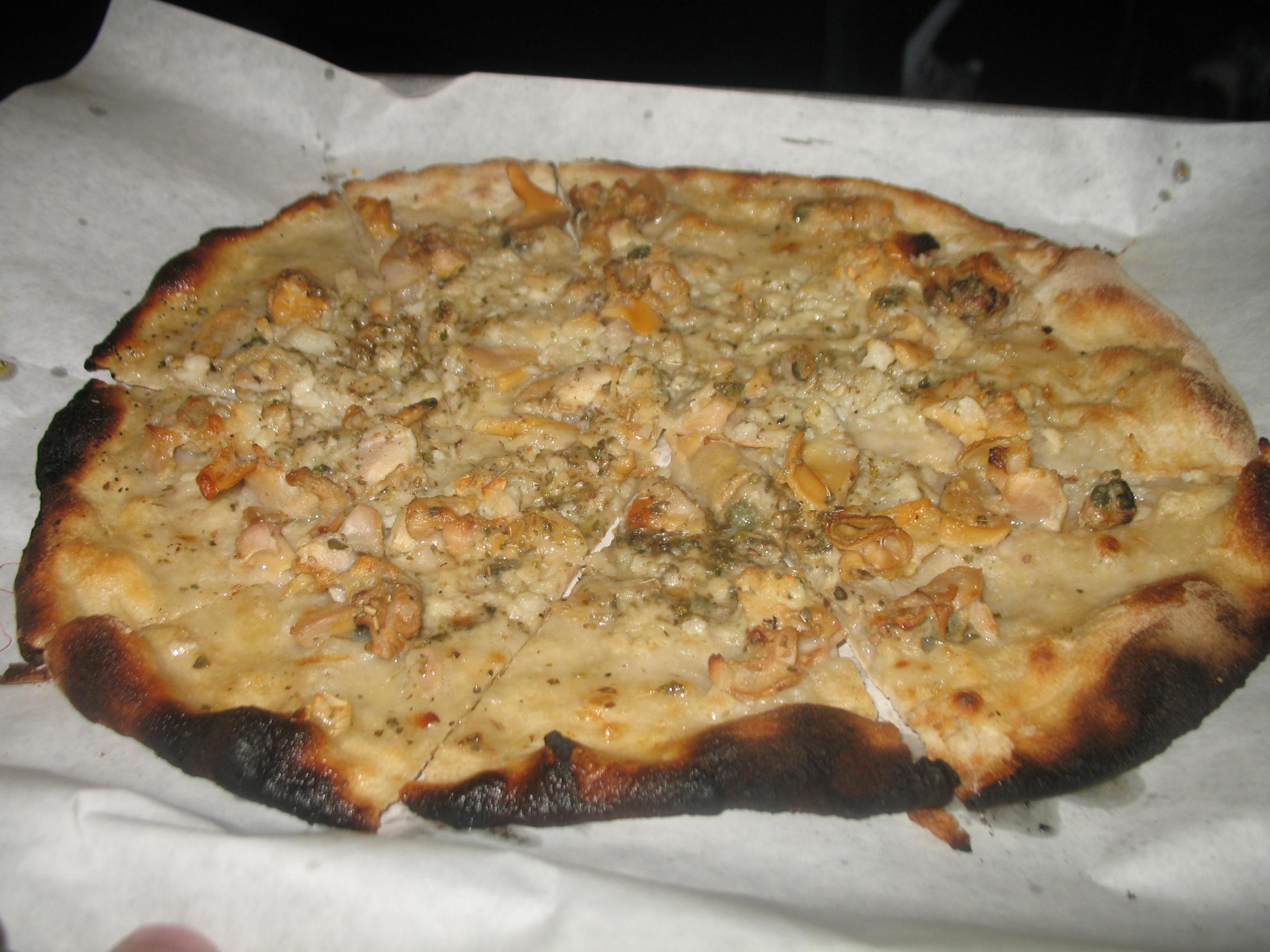 Pepes Pizzeria Napoletana  Roadfood