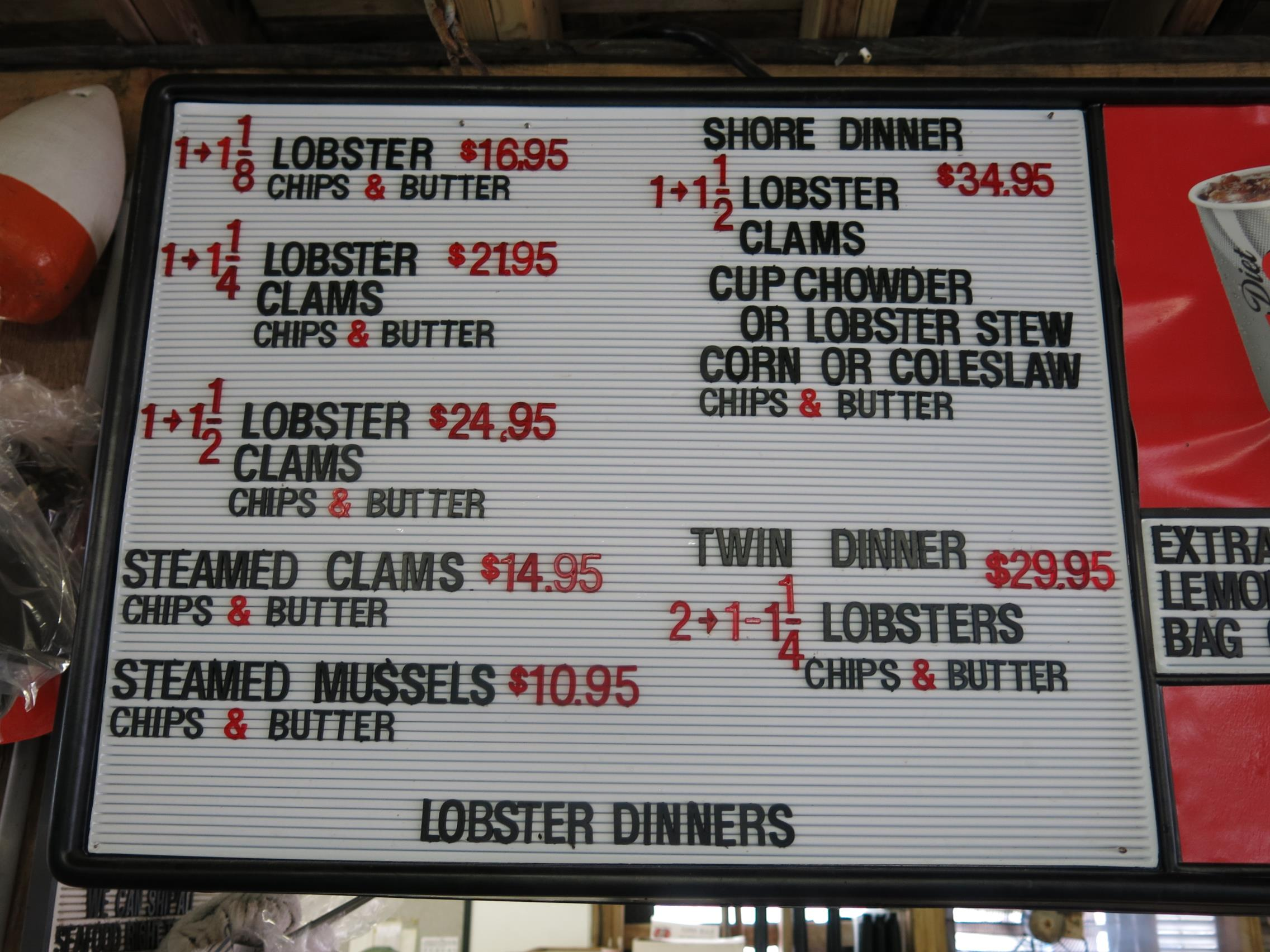 Youngs Lobster Pound  Roadfood