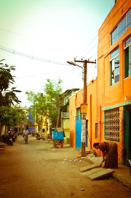 Chennai Back Streets 13
