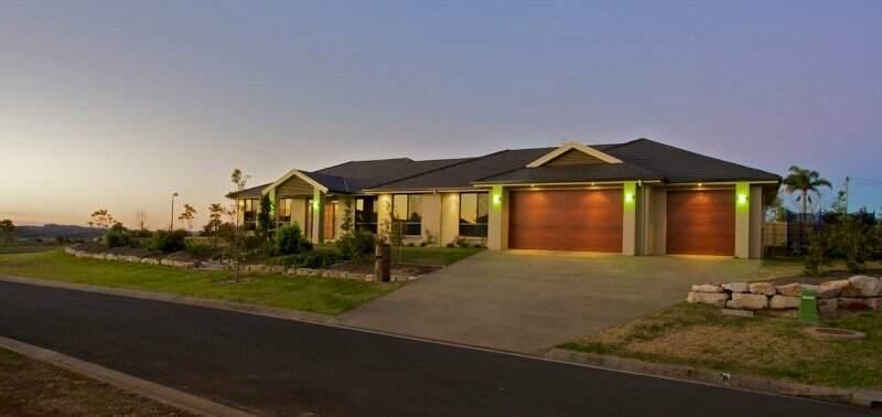 New Hinterland Estate