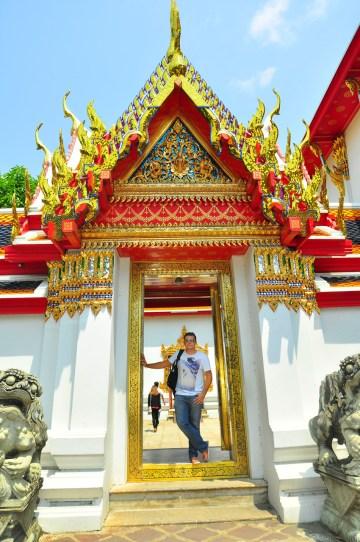 What Pho, Bangkok Thailand