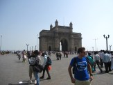 The 'Gateway of India' Mumbai, India.