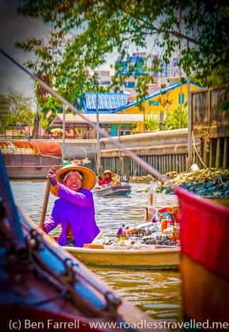 Floating Market-