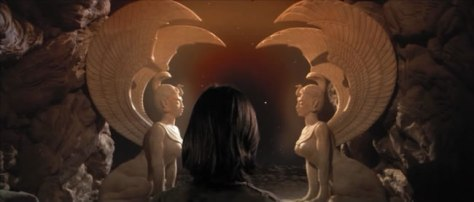 The gates in the 'Never Ending Story'
