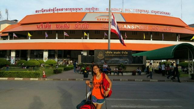 Thai Cambodia Border Crossing