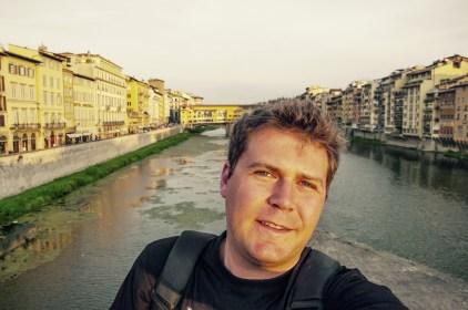 The Ponte Vecchio, Florence, Italy