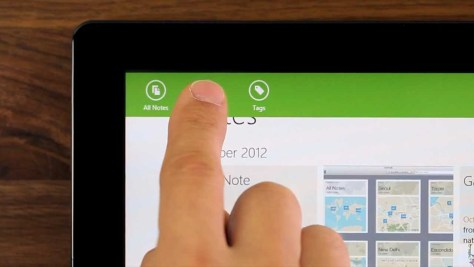 Evernote also offers a 'touch' and a desktop version for capturing your blog ideas! - Photo: youtube.com