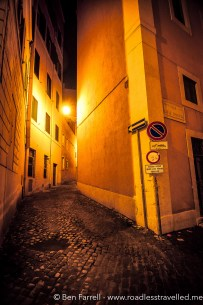 Rome by Night-1
