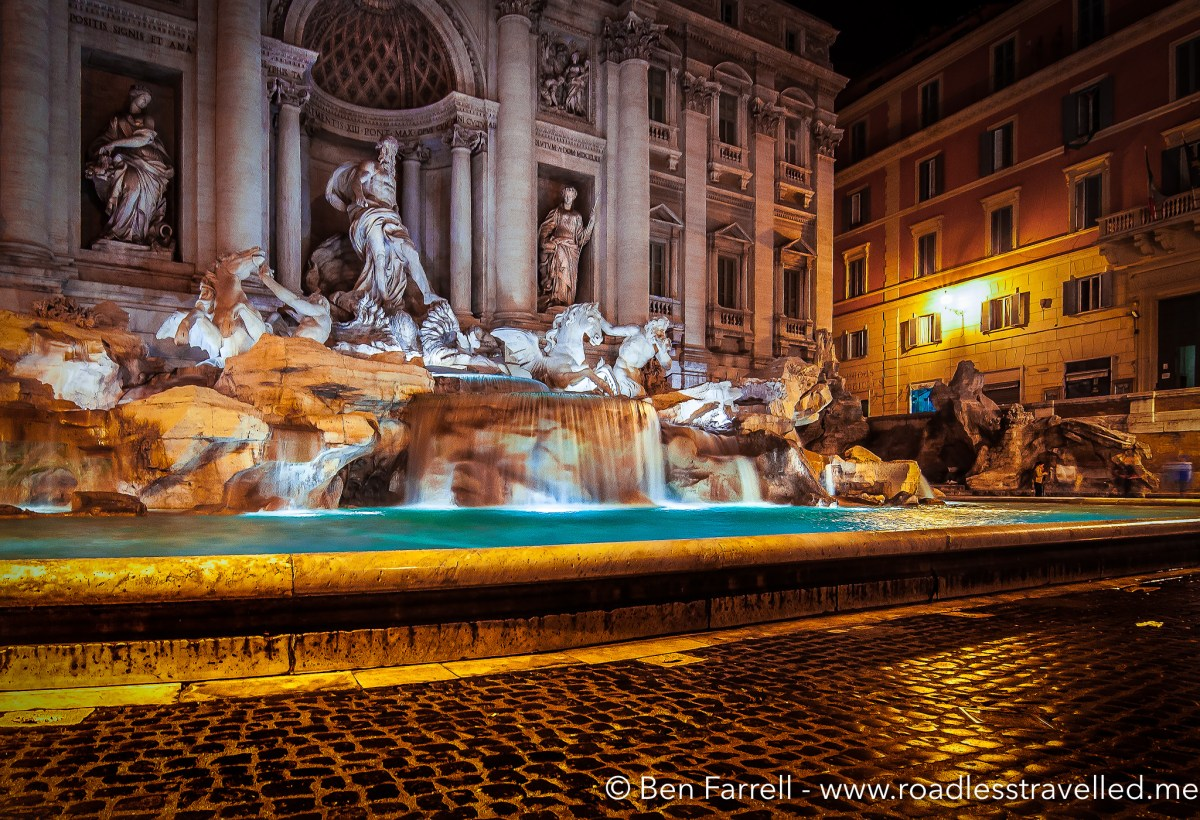 Mini Gallery: Rome by Night