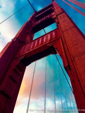 Golden Gate beam