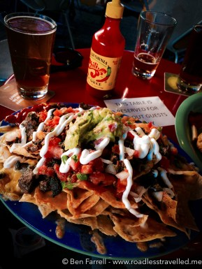 San Francisco Nachos