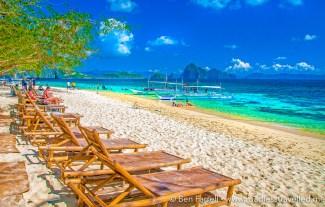 Beach with bar-1