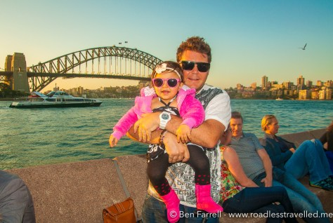 Us on Sydney Harbour-2