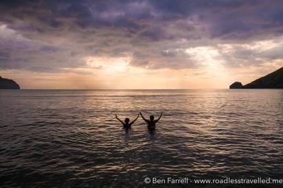 sunset-at-anawangin-cove-5