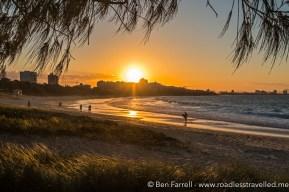 Mooloolaba Sunset-3