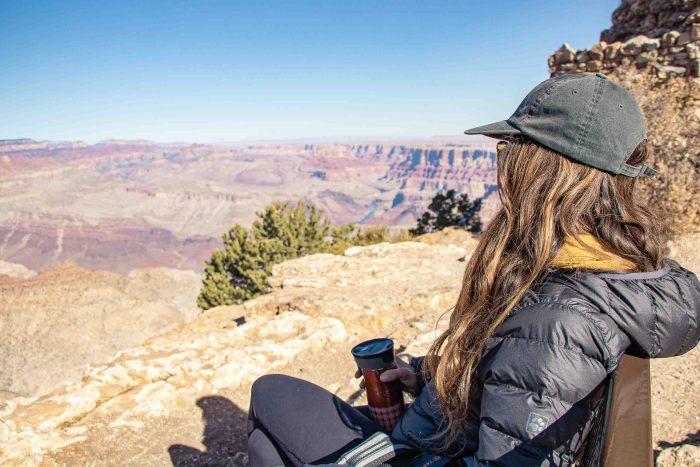 Café au Grand Canyon