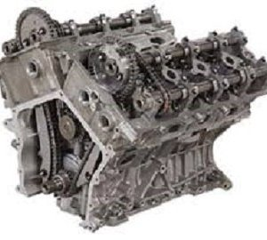 Dodge Chrysler 2.7L engine